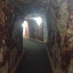 White Cliffs underground motel