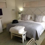 stylishly appointed rooms