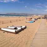 Private Beach Sofitel