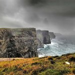 Cliffs of Moher (10 minute drive away)