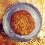 Yummy apple & walnut cookie