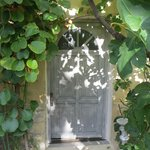 Entrance to Kiwi Cottage