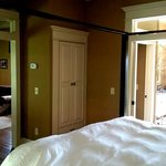 The elegant guest house, a complete steal at less than $200.00 per night!
