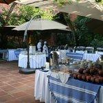 Foto de Hotel Hacienda de Cortes Restaurante