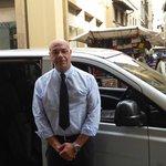 SERGIO THE BEST DRIVER; SAFE, INFORMATIVE, & PROFESSSIONAL