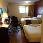 Room 208. After i settled in a bit