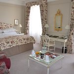 Classically appointed rooms