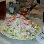 Swan Combo Salad