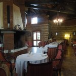 Breakfast/dinig room - Fortino Napoleonico Oct 23-26, 2013