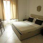 Suite Cavaliere, Bedroom