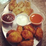 Traditional and Boneless Wings