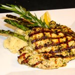 Rosemary Grilled Chicken Breast