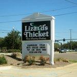 Lizard's Thicket, Main Street, Lexington, SC, Sep 2014