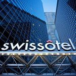 Swissotel Chicago entrance