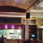 A hideaway restaurant with great ambience and atmosphere