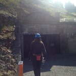 Entrance to the mine