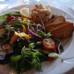 Charlestown Crab salad