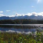 Beautiful View of Goose Lake