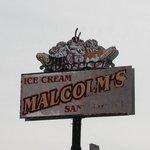 Malcolm's Ice Cream & Food