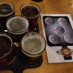 5 microbrews from Asheville Brewing Co.