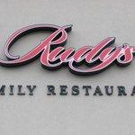 Foto van Rudy's Family Restaurant