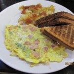 outstanding western omelet