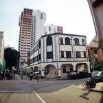 Footprints Hostel in Perak Road