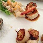 Season Seafood Antipasti