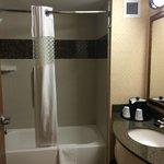 bathroom in 603