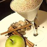 Apple Butter Martini!