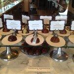 The Kohler chocolates