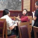 "Cinesi a cena al ""Ru Yi"""