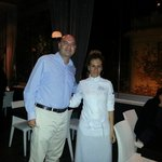 With co-owner and head chef Ms. Georgianna Hiliadaki