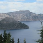 Wizard Island, Crater Lake National Park, OR