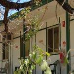 Bunk house accommodation