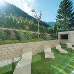 Gartensauna Alpin