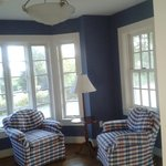Small sittingroom at 'The Cottage'