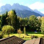 Von Balcon nach Zugspitze