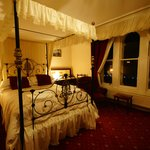 New Four Poster Bed Room