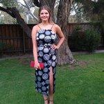 formal night, perfect dress thanks