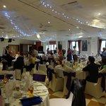 Sharnbrook Hotel at my wedding