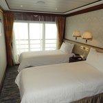 Cabin 416 - MV Victoria Anna