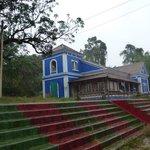 Beautiful building Divar Island