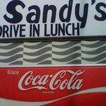Foto di Sandy's Drive In Restaurant