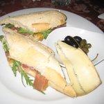 Zazie Bistro, Sandwich