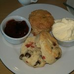 Perfect gluten free afternoon tea