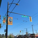 busy main street but not noisy - good access to Vancouver amenities