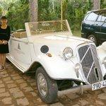Old car .