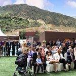 Panorámica ceremonia civil