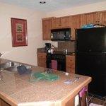 Full Kitchen (one bedroom bldg. 5)
